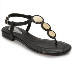 New! Foot Petals 'Ellie' Sandals, 8.5